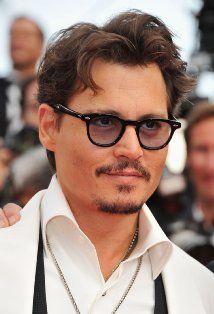 John Christopher Depp II   Trivia:  Ex-fiancées: Sherilyn Fenn, Kate Moss, Jennifer Grey and Winona Ryder.