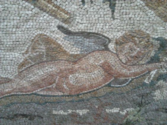 Mosaico romano roma pinterest for Mosaico romano