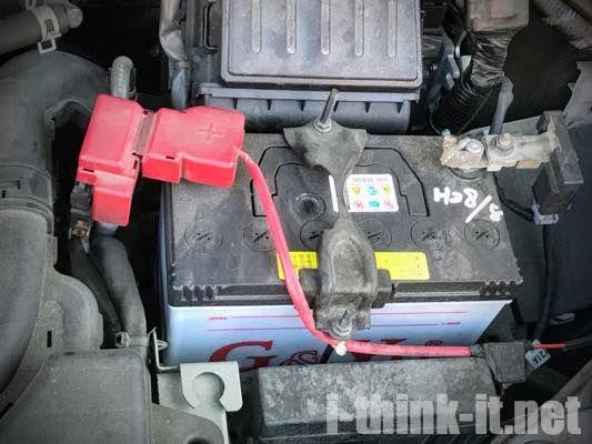 ビッグモーターで車のバッテリー交換 かかった費用と時間について モーター 車 バッテリー