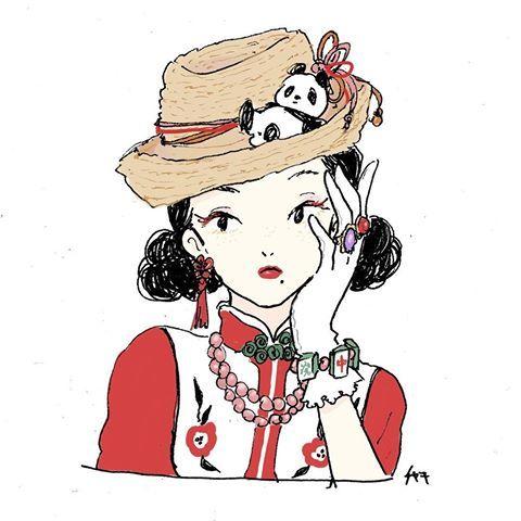 チヤキ chaki chakichaki instagram写真と動画 cute art character illustration cartoon art