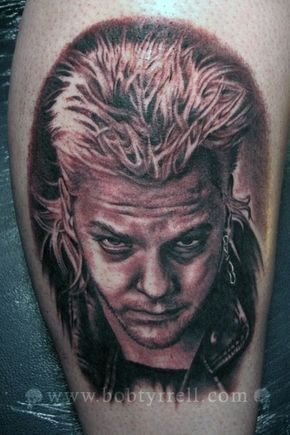 LOVE the lost boys. Can't say I'd get one but to each their own! That's what ink is about