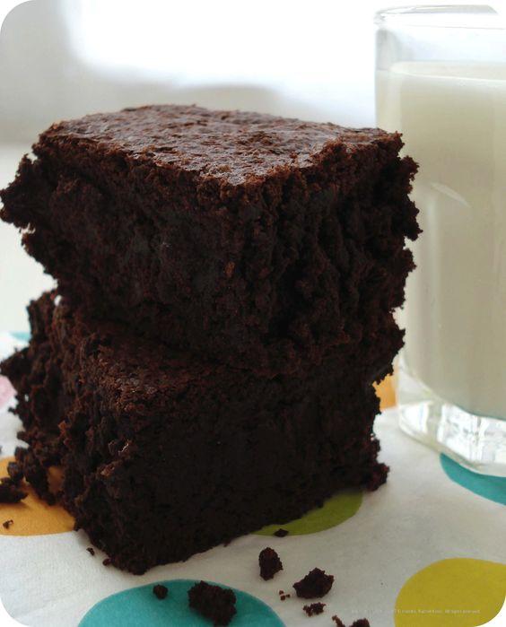 Rachel Khoo Midnight Munchies brownies