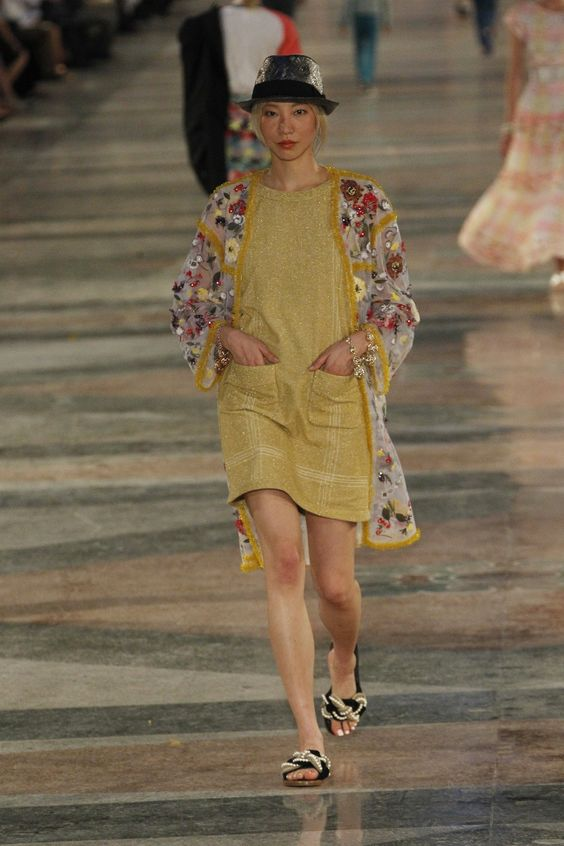 Chanel, Look #74