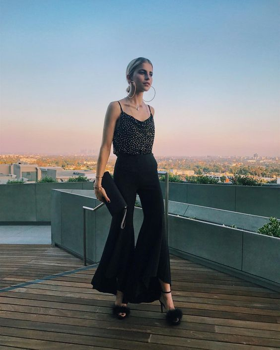 "21.3k Likes, 280 Comments - Caroline Daur (@carodaur) on Instagram: ""Last nights look for the @erdem x @hm show in Los Angeles #ERDEMxHM"""