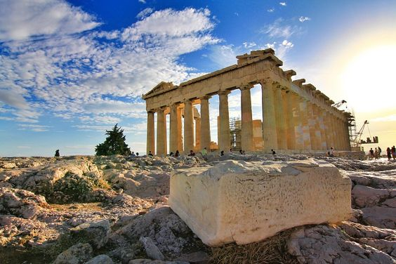 Acropolis of Athens tours, Greece