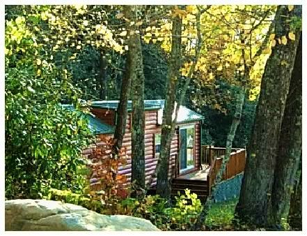 Happy's Hideaway Resort Cabins & Park Models, Hendersonville, North Carolina