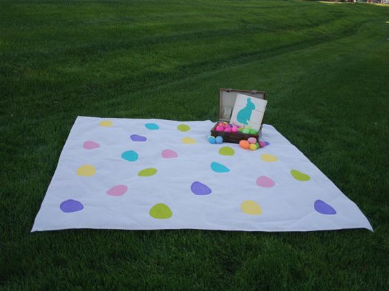 Perfect for Easter picnic or Egg Hunt Celebrations!!