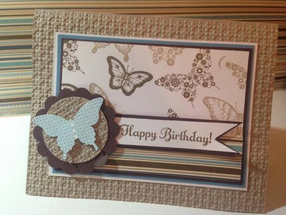 papillon potpourri by arobinson*2010 - Cards and Paper Crafts at Splitcoaststampers
