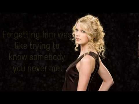 Taylor Swift - Red - Lyrics-similes and metaphors ...