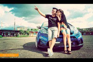 Foto Couple with Car Contest by rozeki