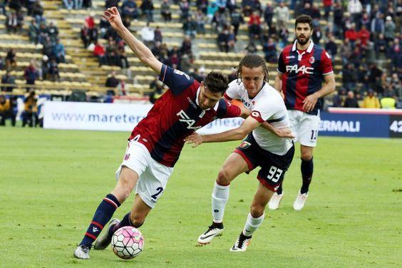 Bologna-Genoa, il film della partita