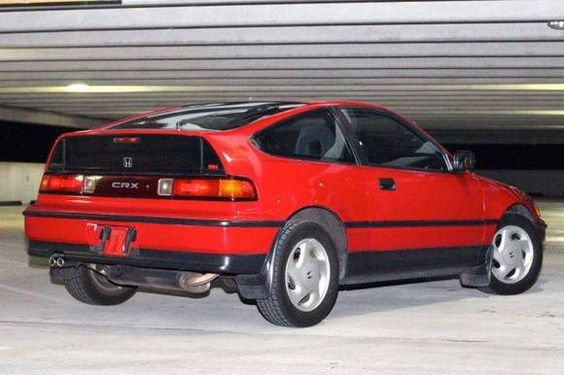 This 1991 Honda CRX Si is said to have under 53k miles and no modifications whatsoever. Any modifications on these cars seem to spoil them, so we love finding examples like this one that have survived for 20+ years unscathed. Find it here on eBay.