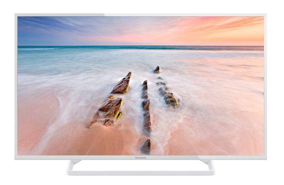 Panasonic Viera TX-42ASW604W 105 cm (42 Zoll) LED-Backlight-Fernseher, Energieeffizienzklasse A+ (Full HD, 100Hz blb, DVB-C/T/S, Smart TV) weiß: Amazon.de: Heimkino, TV & Video