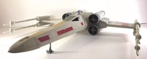 Star Wars X Wing Fighter By Hasbro 30 Rare Store Display Toy Vintage X Wing Fighter Star Wars Collection Star Wars