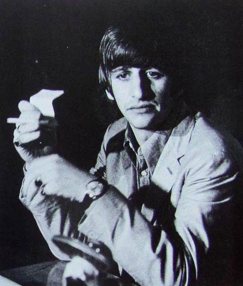 Ringo (with The Beatles) in Cincinnati