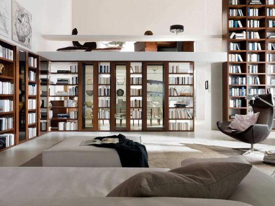 Cool Home Interior Home Design With Small Spaces Home Library Ideas Largest Home Design Picture Inspirations Pitcheantrous