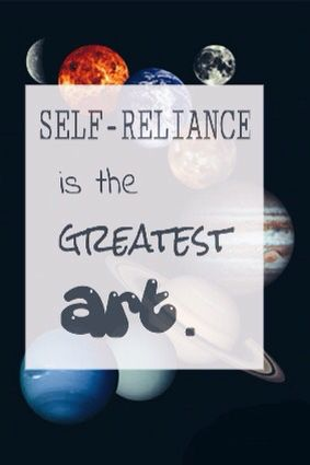 Self-Reliance (Food Storage / Preparedness)