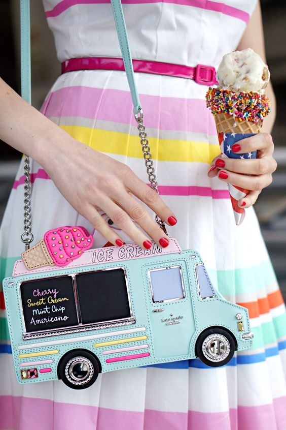 kate spade new york accessories Flavor of the Month Clutch: