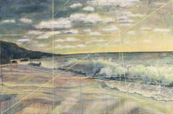 Artwork from exhibition by Vivienne Binns,