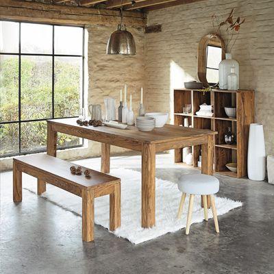 Maisons du monde meuble d coration luminaire et canap d coration pin - Maison du monde luminaire ...