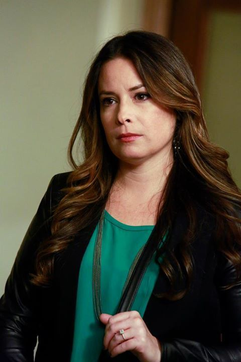 Holly Marie Combs as Ella Montgomery #PLL - March of Crimes /via fb