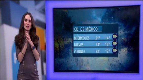 El clima... con Claudia Torres