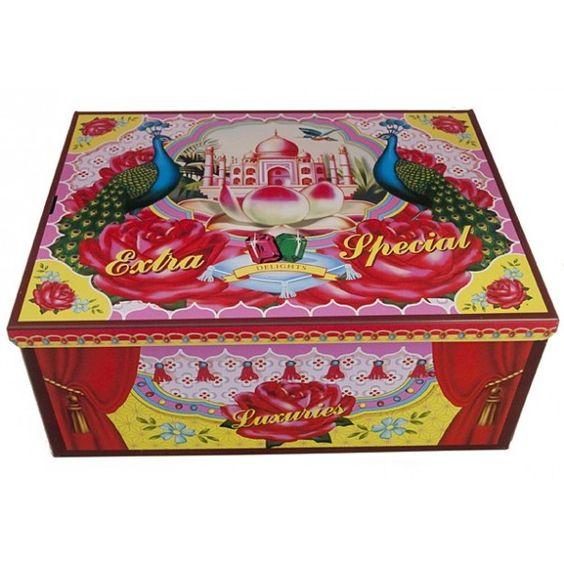 Cigarrlåda, Extra Special - Kitsch: