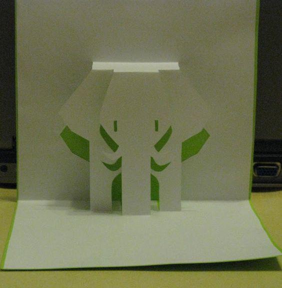 3d pop-up(moje kartki 3D) - pippi - Álbumes web de Picasa