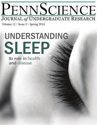 Pennscience Vol 12 Issue 2 Sleep