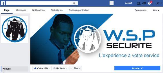 Bannière Facebook W.S.P
