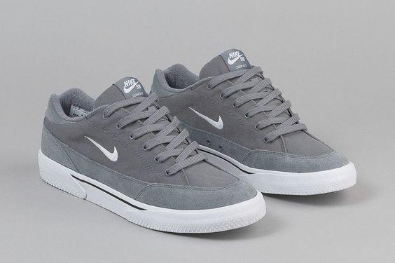 "Nike SB Zoom GTS ""Cool Grey"" (Detailed Pics) - EU Kicks: Sneaker Magazine"