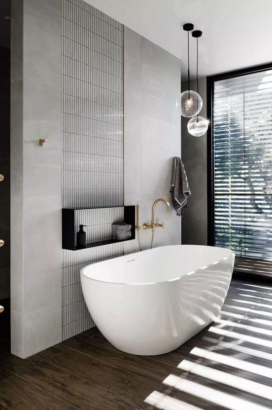 Planning A Bathroom Renovation You Want To Renovate Your Bathroom But You Re Not Sure Where To Start Modern Bathroom Modern Bathroom Design Bathroom Design