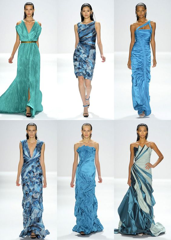 Carlos Miele Spring 2012 Collection