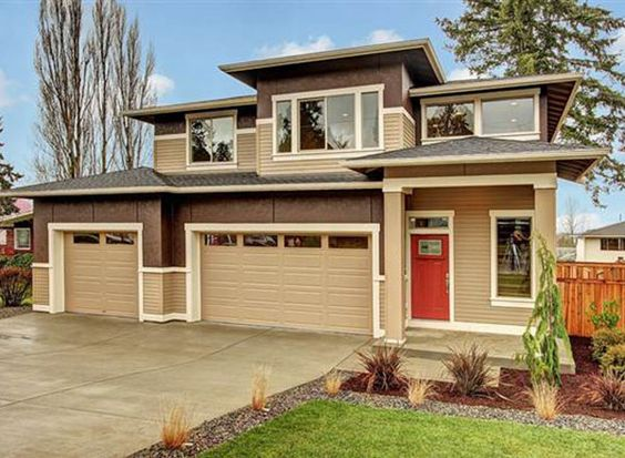 Cove  House plans and In   on PinterestThis new contemporary house plan is a big seller in Canada because of its energy efficient