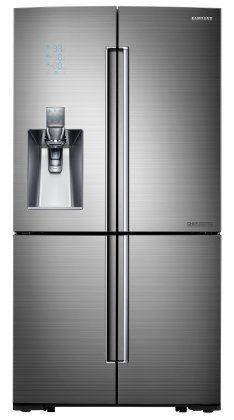 Samsung Chef Collection Rf24j9960s4 36 4 Door Counter Depth
