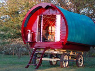 Five of the best... gypsy caravan breaks - Green Living - The Ecologist