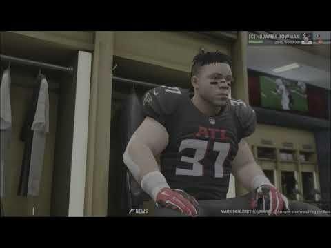 Madden 21 Franchise Mode Episode 2 Atlanta Falcons Vs Bills Preseason