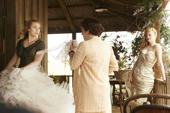 Kate Winslet and Sarah Snook in The Dressmaker