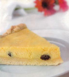Como Hacer Torta de Ricota con Pasas y Nueces, Postres Para Celiacos