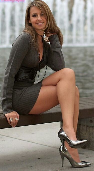 babes-in-heels:  High HeelsHigh Heels on Twitter