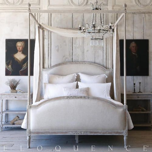 Eloquence Dauphine Bed on Hello Lovely Studio