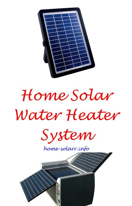 Home Solar System Panels Residential