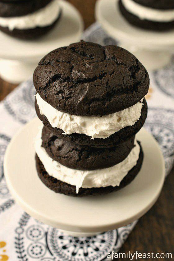 Whoopie Pies - A Family Feast
