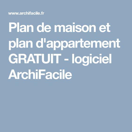 Michael Vervecken (chou_et_chouke) on Pinterest - logiciel plan de maison gratuit