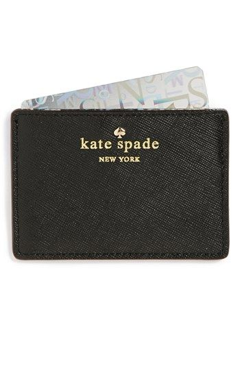 kate spade new york 'cherry lane' card holder available at #Nordstrom