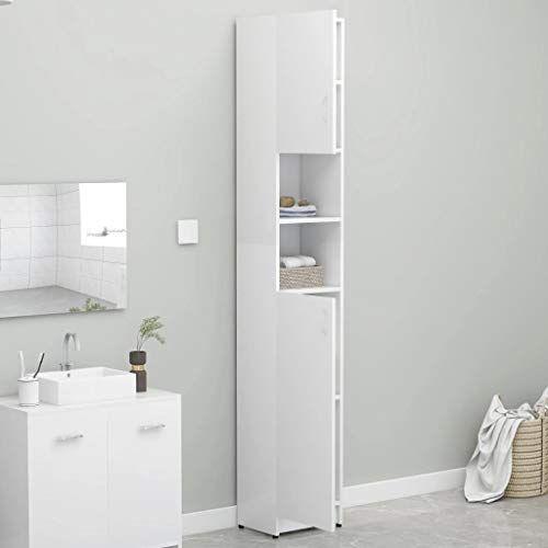 Tall Bathroom Storage Cabinet, Tall Bathroom Shelving Units