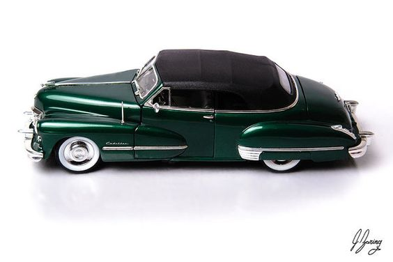 1947 Cadillac Series 62  Print by Joshua Zaring.  All prints are professionally…