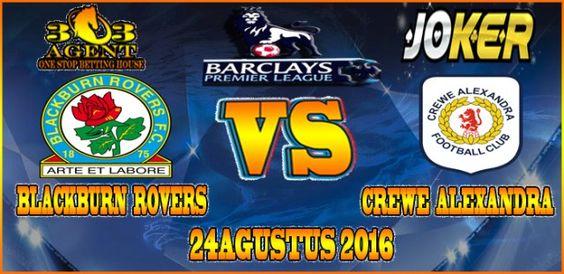 Prediksi Skore Blackburn Rovers FC vs Crewe Alexandra FC 24 Agustus 2016