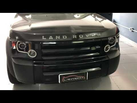 Land Rover Discovery 3 Custom Headlight By Lantech Youtube Land Rover Custom Headlights Land Rover Discovery