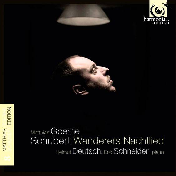 """Matthias Goerne, baritone Eric Schneider, piano """"Schubert: Wanderers Nachtlied, D 768"""".  Excerpt from """"Schubert: Wanderers Nachtlied"""", Released in February 10, 2014"""